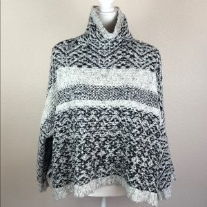 Anthropologie Moth Oversized Sweater